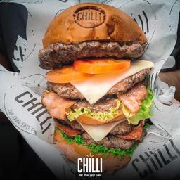 Hamburguesa Chiliexperto