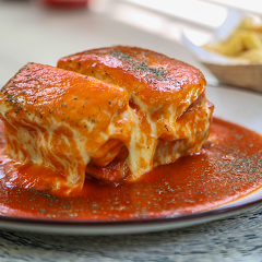 Carne (Francesinha a Moda do Porto)