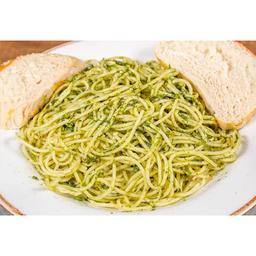 Pasta al pesto - Opción Vegetariana
