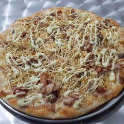 Pizza rustica large