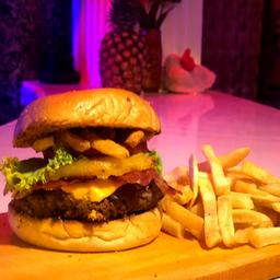 Combo Mondo Burger