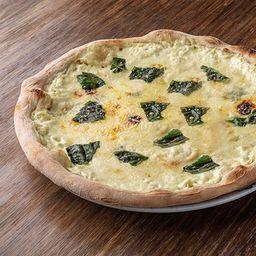 Pizza 4 Quesos Familiar