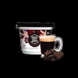 Helado Freezen de Café