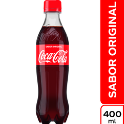 Coca Cola Sabor Original 400 ml