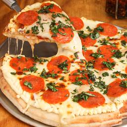 Estofada Peperoni, Tomate y Albahaca
