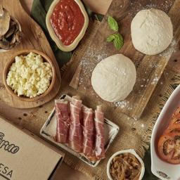 Kit Pizza Fiorentina