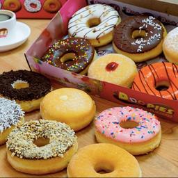 Caja x12 Donuts Light