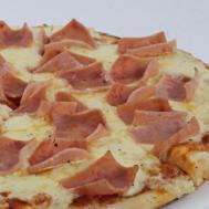 Pizza de Jamón y Queso Small