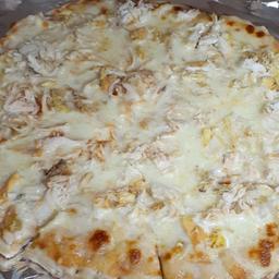 Pizza de Pollo Mediana