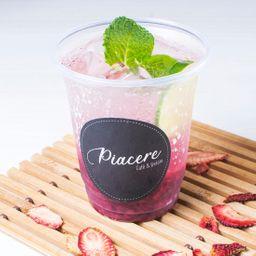 Soda Frutos Rojos