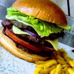 4 hamburguesas Antojos en Combo