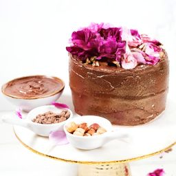 Torta Doble Chocolate 10 Porc