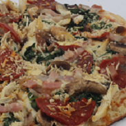 Pizza Bolognia Small