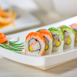 Medio Sushi Rainbow