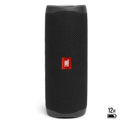 Parlante bluetooth JBL Flip 5 resistente al agua portable Negro