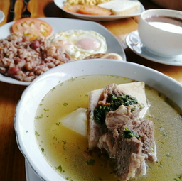 Desayuno Completo para 2 Personas