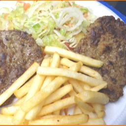Combo Carne de Hamburguesa