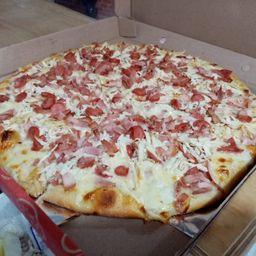 Pizza Cinco Carnes Mediana