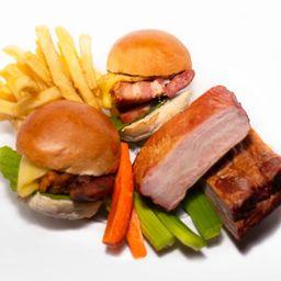 Rack Mini Burger
