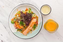 Diseña tu ensalada / wrap