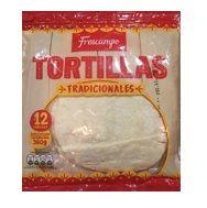 Tortilla De Harina X 12 Und