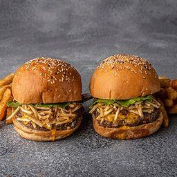 Promo 2x1 Burger Callejera