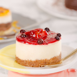Postre Cheesecake Frutos Rojos