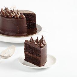 Besos de Chocolate Porción