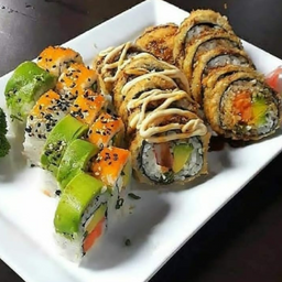 Sushi Mixto 22 Piezas