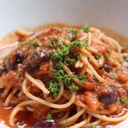 Spaguetti Alla Puttanesca