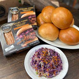 Cajita Sandwich X 6 / Producto Crudo