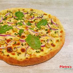 Pizza Margueretti Uju Personal