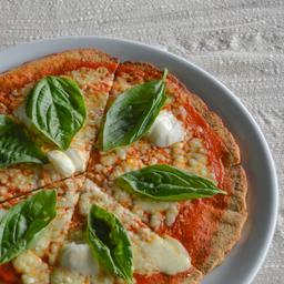 Pizza Margherita Keto