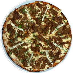 2x1 Pizza Pulled Pork