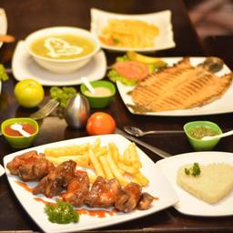 15% Descuento + Bebidas Especiales Llevando 2 menus Gourmet