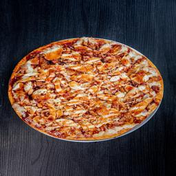 Pizza Mediana Pollo Jack Daniels