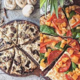 2x1 Pizza Nona y Pizza Juanapiña