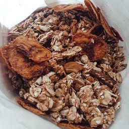 3x2 Granolas Caramel Banano o Chai Chocolate