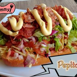 Pepito Mega Full Carne