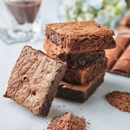 Caja 5 brownies triple chocolate