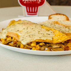 Omelette Criollo