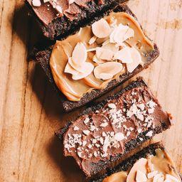 Brownies Sanos Especiales