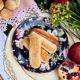 Dedito Integral Libre de Gluten con Bocadillo