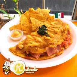 Omelette Mr. Mexicano