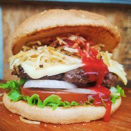 Mundiburger de carne de res