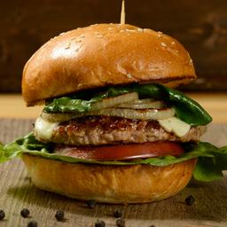 Marranitos Mid Burger