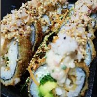 Sushi Salmón Crons