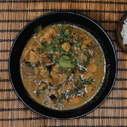 Curry Massaman (No Picante)