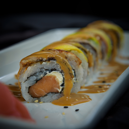 Sushi Candy Roll