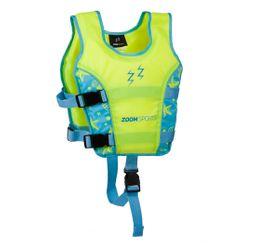 Chaleco trainer natación verde - talla s